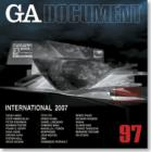 GA Document 97 - International 2007 Cover Image
