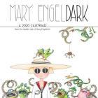 Mary EngelDark 2020 Wall Calendar Cover Image