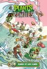 Plants vs. Zombies Volume 10: Rumble at Lake Gumbo Cover Image