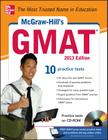 McGraw-Hill's GMAT [With CDROM] Cover Image