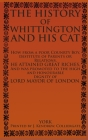 The History of Whittington and His Cat Cover Image