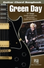 Green Day - Guitar Chord Songbook Cover Image