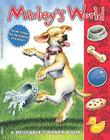 Marley's World: A Reusable Sticker Book Cover Image