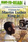 A Lesson for Martin Luther King Jr. Cover Image