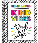 Kind Vibes Teacher Planner Cover Image