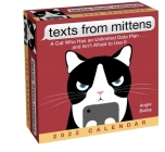 Texts from Mittens the Cat 2022 Day-to-Day Calendar Cover Image