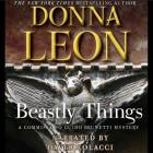 Beastly Things Cover Image