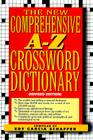 New Comprehensive A-Z Crossword Dictionary Cover Image