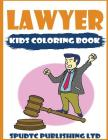 Lawyer: Kids Coloring Book Cover Image