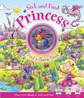 Seek and Find Princess: Find a Charm Book [With Charm Bracelet] Cover Image