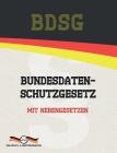 BDSG - Bundesdatenschutzgesetz: Mit Nebengesetzen Cover Image