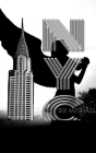 Iconic Angel Chrysler Building New York City Sir Michael Huhn Artist Drawing Journal Cover Image