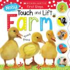 Noisy Touch and Lift Farm: Scholastic Early Learners (Touch and Lift) Cover Image