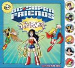 DC Super Friends: Girl Power!: A Lift-The-Flap Book Cover Image