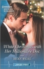 White Christmas with Her Millionaire Doc Cover Image
