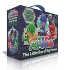 The Little Box of Big Heroes: PJ Masks Save the Library; Hero School; Super Cat Speed; Race to the Moon! Cover Image
