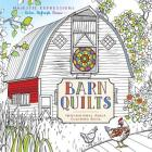 Barn Quilts: Inspirational Adult Coloring Book (Majestic Expressions) Cover Image