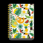 Cal 2021- Tropical Sloths Academic Planner Cover Image