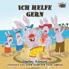 Ich helfe gern: I Love to Help (German Edition) (German Bedtime Collection) Cover Image