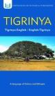 Tigrinya-English/ English-Tigrinya Dictionary & Phrasebook Cover Image