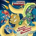 Green Lantern vs. the Meteor Monster! Cover Image