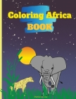 Coloring Africa Book Cover Image