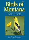 Birds of Montana Field Guide (Bird Identification Guides) Cover Image