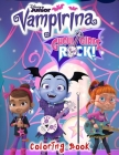 Vampirina Coloring Book Cover Image