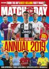 Match of the Day Annual 2019 Cover Image