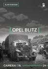 Opel Blitz 1, 1.5, 2, 2.5 Ton Lorries (Camera on #24) Cover Image