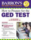 How to Prepare for the GED Test (Barron's AP) Cover Image