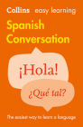 Spanish Conversation (Collins Easy Learning) Cover Image