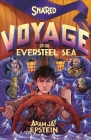Snared: Voyage on the Eversteel Sea (Wily Snare #3) Cover Image