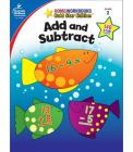Add and Subtract, Grade 2: Gold Star Edition (Home Workbooks: Gold Star Edition) Cover Image
