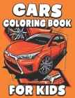 Cars Coloring Book for Kids: A Collection of Amazing Sport and Supercar Designs for Kids Cover Image