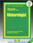 Meteorologist: Passbooks Study Guide (Career Examination Series) Cover Image
