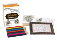 Harry Potter Coloring Kit (RP Minis) Cover Image