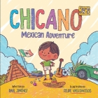 Chicano Jr's Mexican Adventure Cover Image