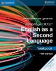 Cambridge Igcse(r) English as a Second Language Workbook (Cambridge International Igcse) Cover Image