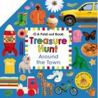 Treasure Hunt: Around the Town: A Fold-Out Book Cover Image