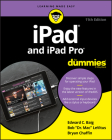 iPad and iPad Pro for Dummies Cover Image