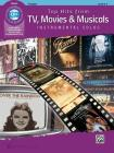 Top Hits from Tv, Movies & Musicals Instrumental Solos: Trumpet, Book & CD Cover Image