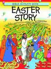 Easter Story: Bible Activity Book Cover Image