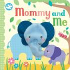 Mommy and Me Finger Puppet Book Cover Image