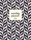 Posh 2021 Large Monthly Planner Calendar Cover Image