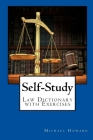 Self-Study UK Law Dictionary and Legal Letter Writing Exercise Book Cover Image