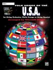 Strings Around the World -- Folk Songs of the U.S.A.: Violin 1 Cover Image
