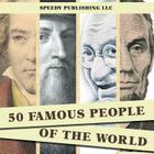 50 Famous People Of The World Cover Image