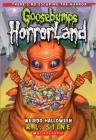 Weirdo Halloween (Goosebumps HorrorLand #16): Special Edition Cover Image