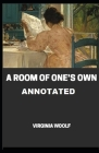 A Room of One's Own Annotated Cover Image